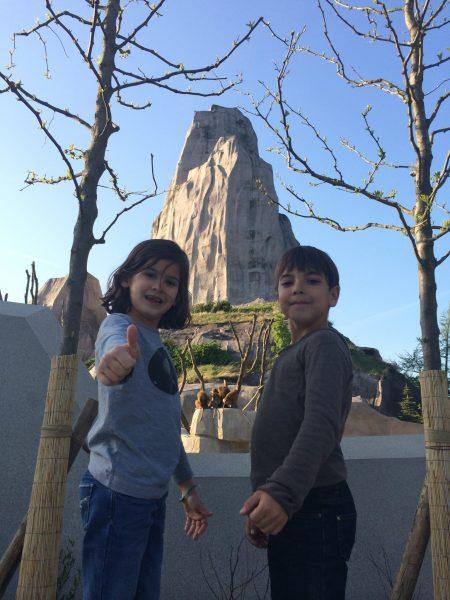enfants zoo de vincennes parc zoologique paris