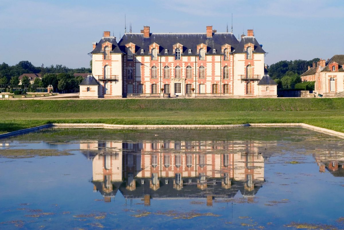 facade chateau grosbois boissy saint leger