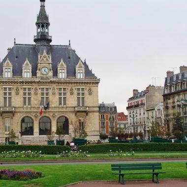 Parcours architectural et jeu de piste à Vincennes
