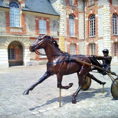 Château de Grosbois et Musée du Trot