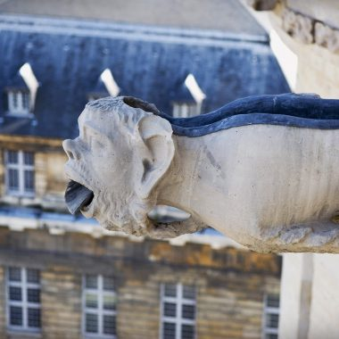 statue chateau vincennes