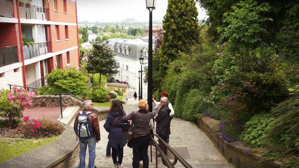 Visite Le Perreux sur Marne