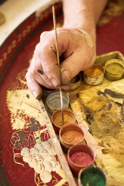artisan atelier cornevin guy peinture