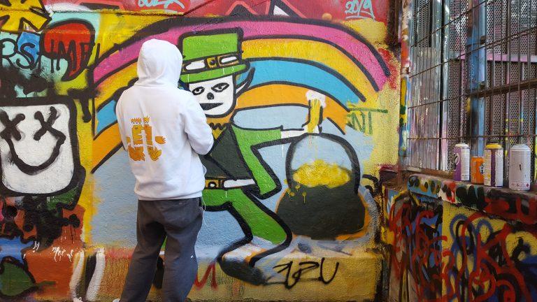 J'ai testé pour vous… l'atelier graffiti à Paris !