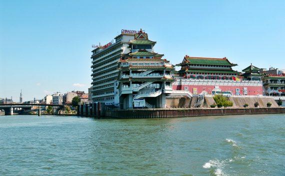 Restaurant Huatian Chinagora confluence marne et seine