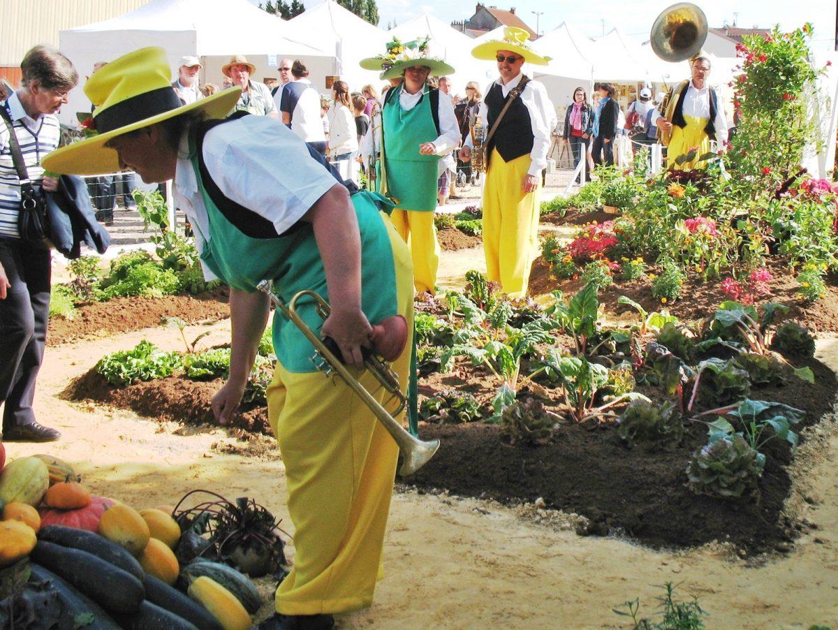 fete jardinier amateur thiais