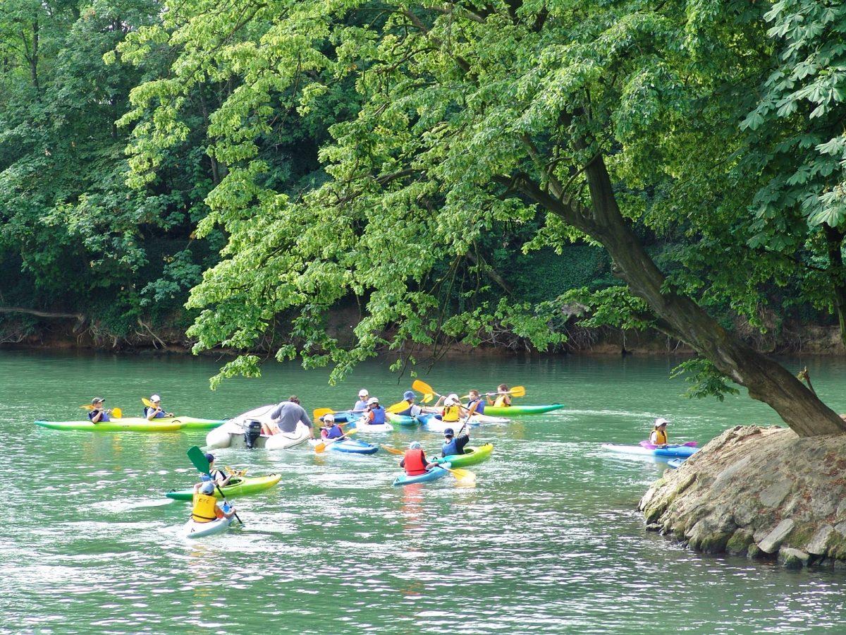 kayak marne activités nautiques
