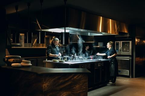 restaurant Ours Vincennes