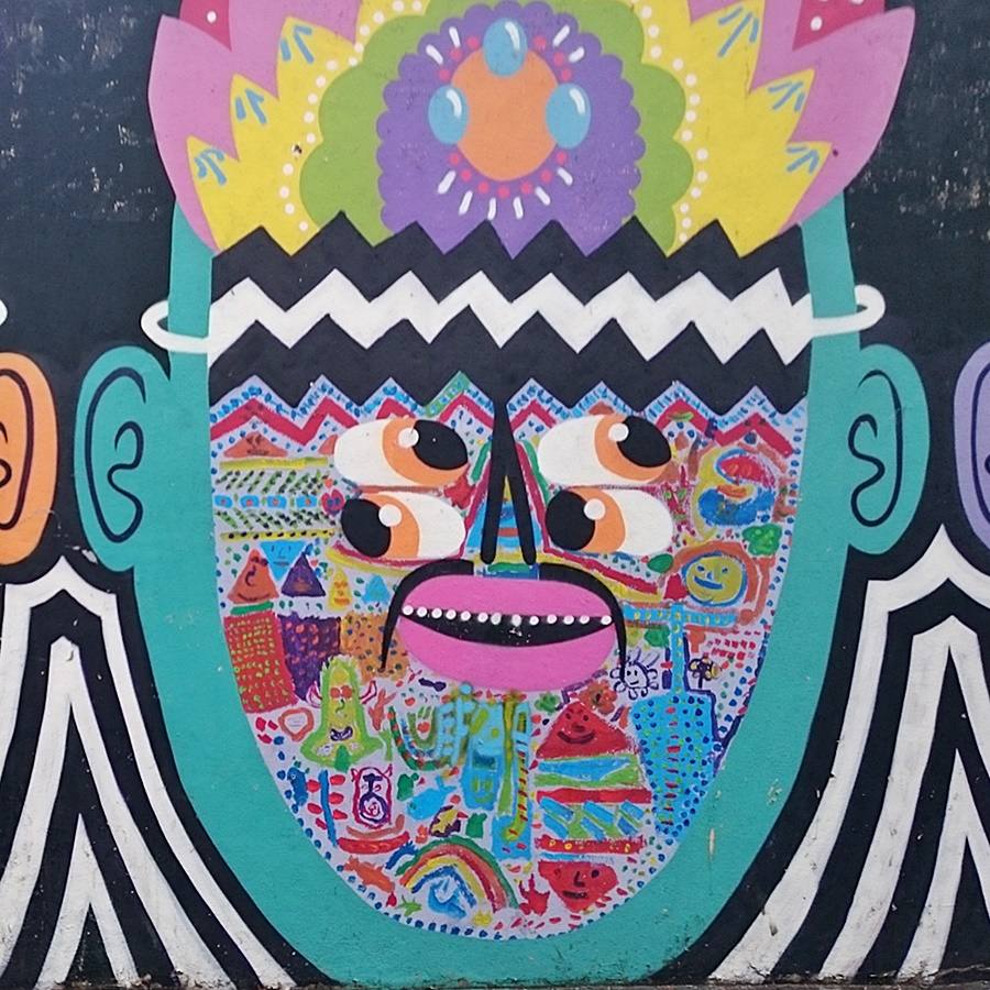 Vignette street art Explore Paris