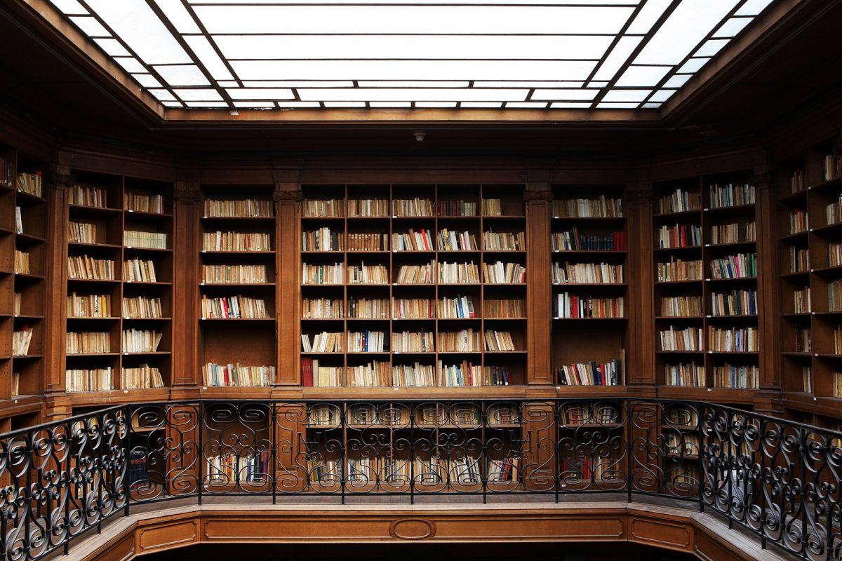 Bibliothèque Smith Lesouëf