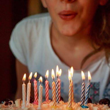 Fêter son anniversaire
