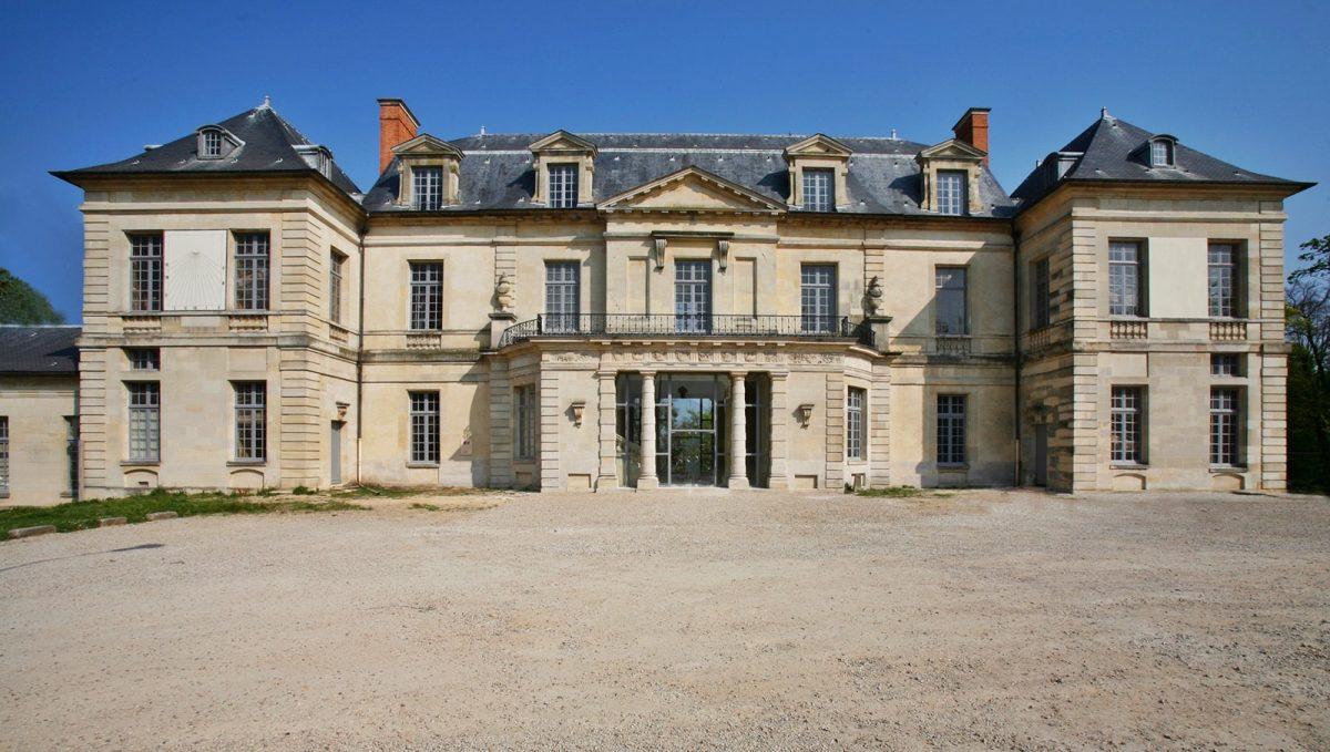 chateau de sucy facade