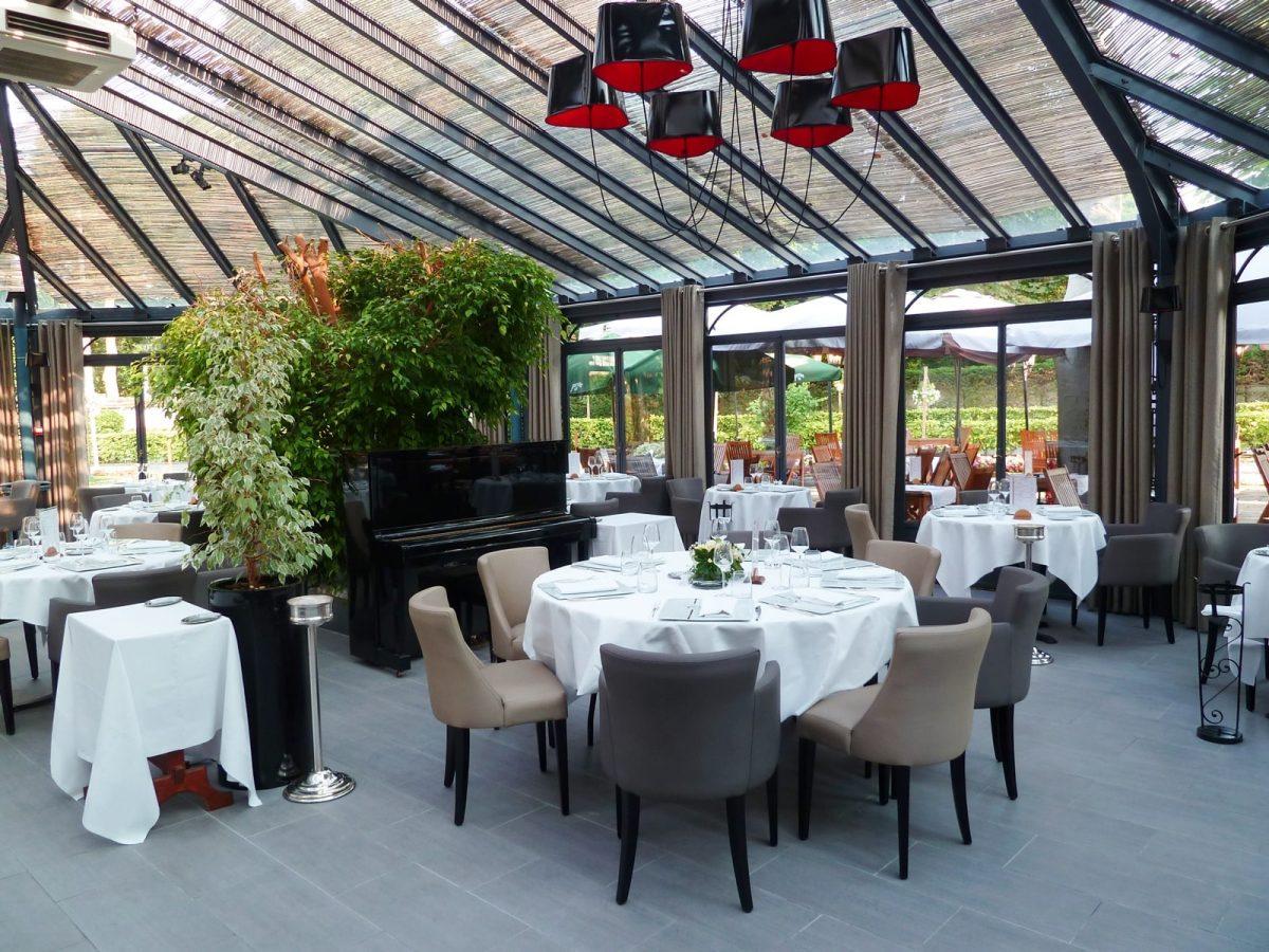 hotel restaurant chateau iles saint maur