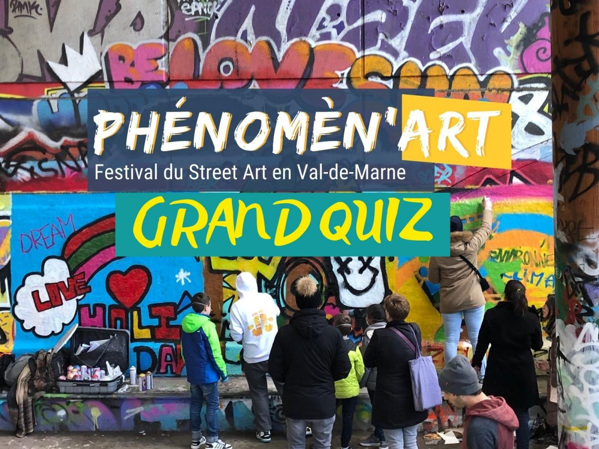 visuel quiz festival street art phenomen art