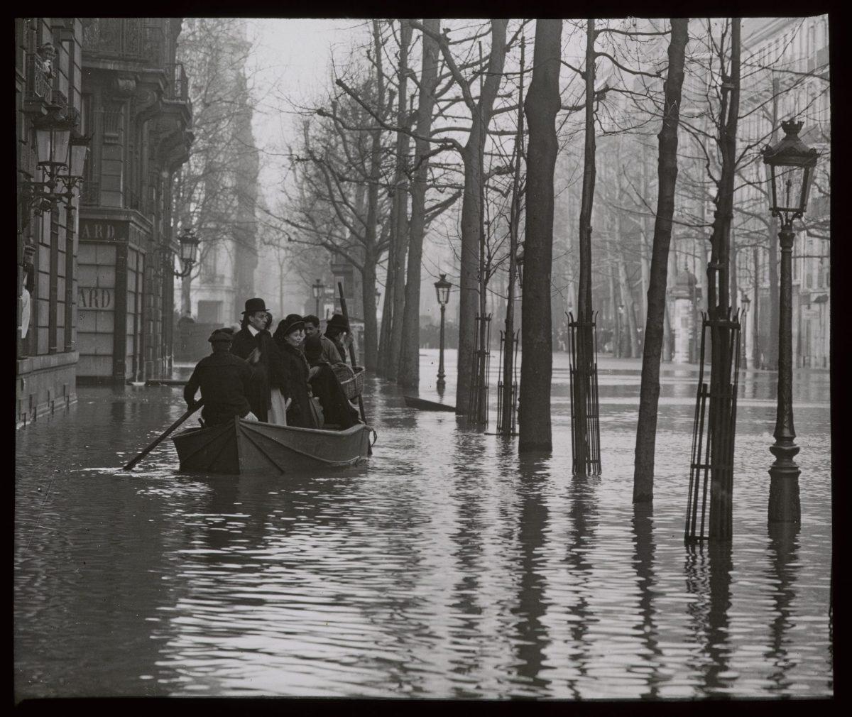 Inondations de Paris en 1910