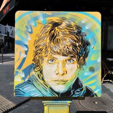 Street art à Vincennes