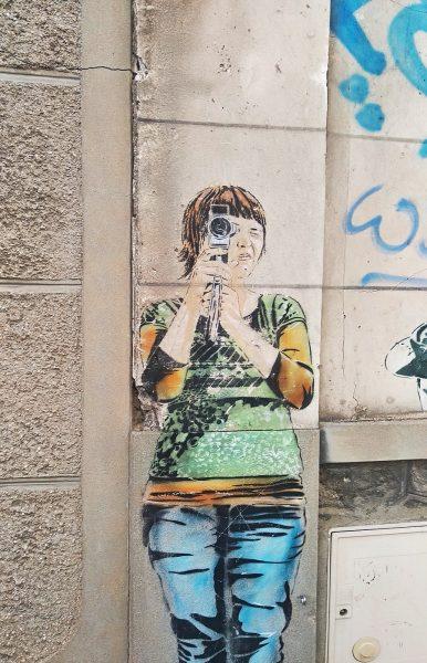 oeuvre street art fontenay sous bois