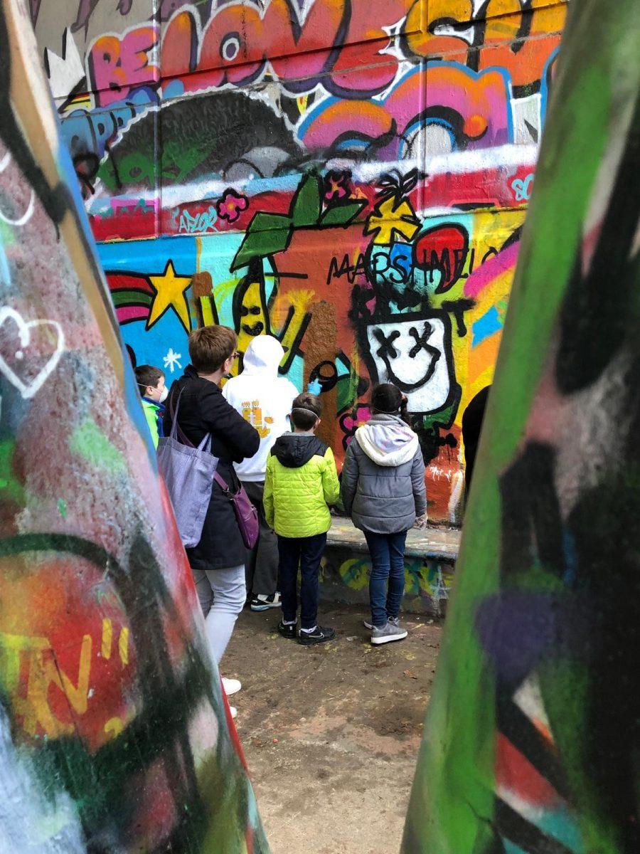 Atelier Graffiti avec FreshStreetArtTour