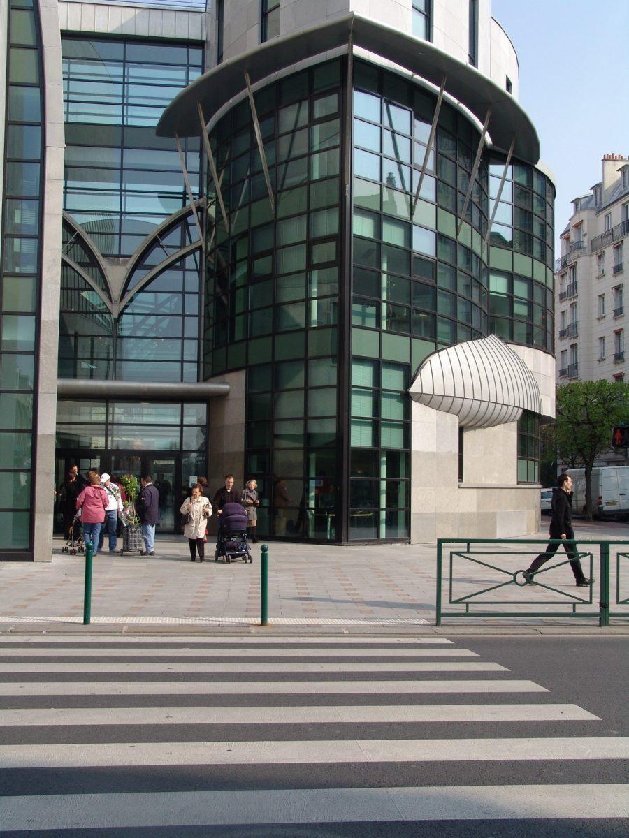 Médiathèque de Vincennes