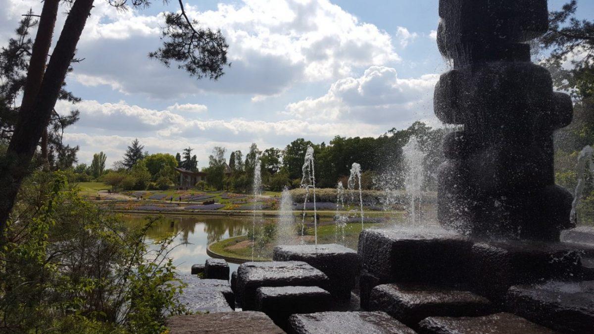 Parc Floral Paris Vincennes