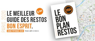 Guide Bon plan restaurants Grand Paris 716lavie