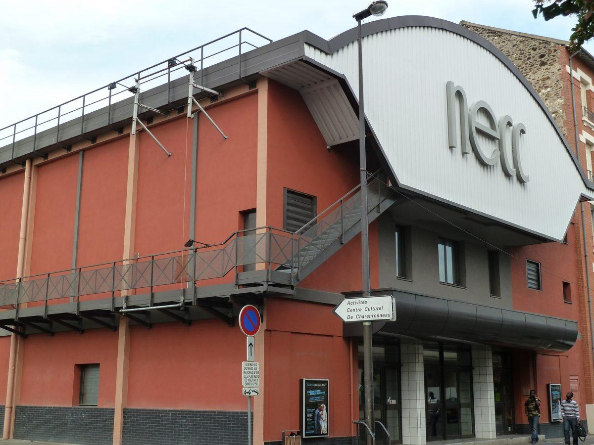 theatre necc maisons alfort