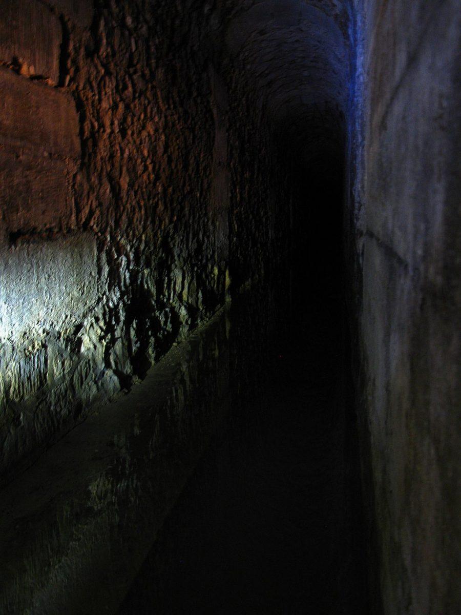 Aqueduc Médicis - souterrain