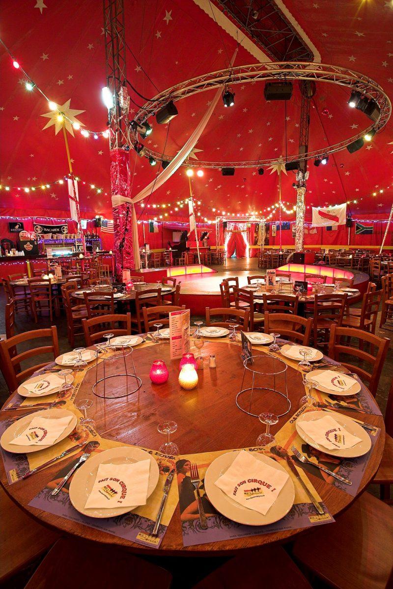 Restaurant Bodega Feria à Champigny-sur-Marne © CDT94