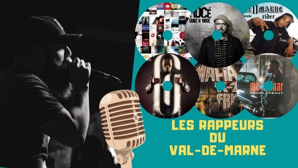 Les rappeurs du Val-de-Marne