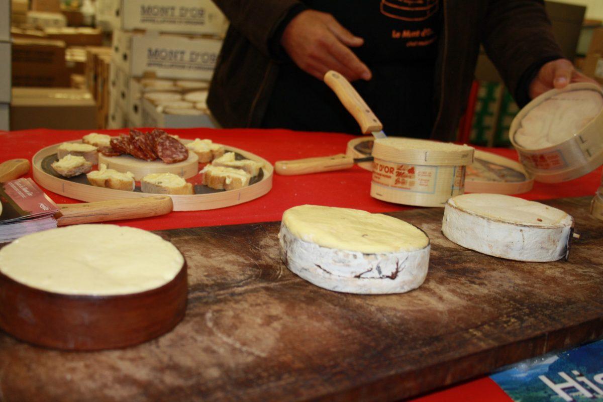 MIN de Rungis - fromages
