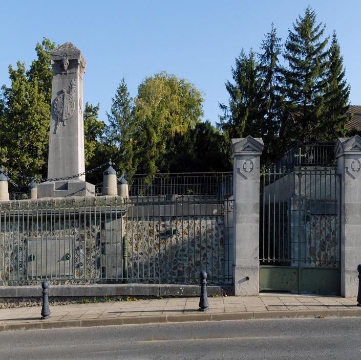 Ossuaire de Champigny-sur-Marne