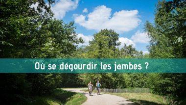 Se dégourdir les jambes Val-de-Marne