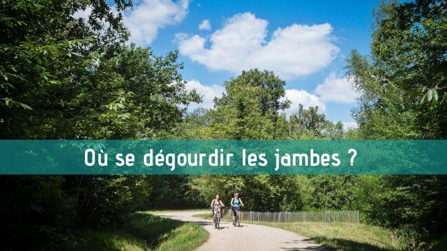 Où se dégourdir les jambes en Val-de-Marne ?