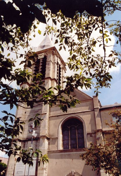 eglise saint cyr villejuif