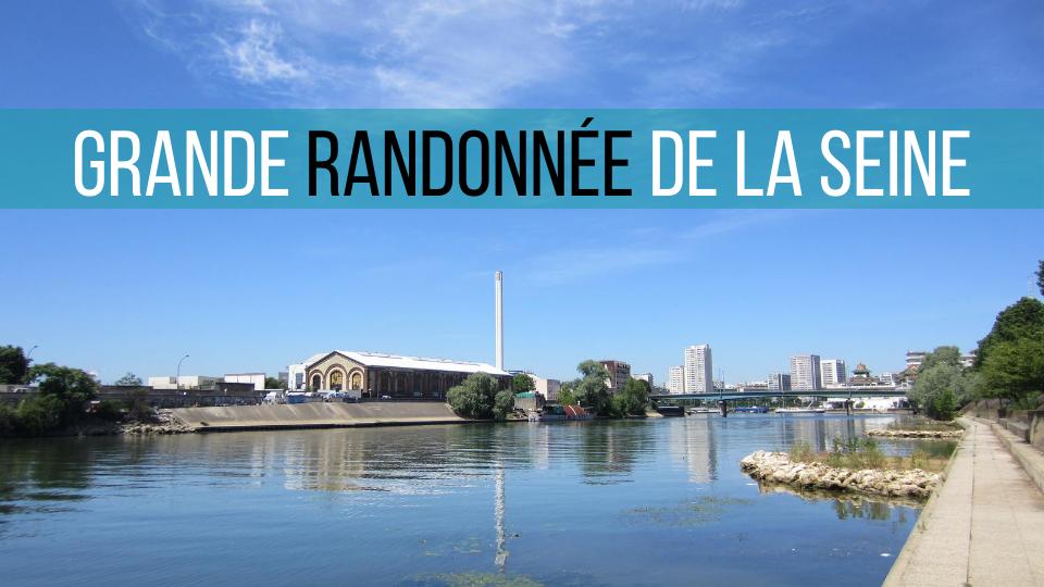Randonnée de la Seine
