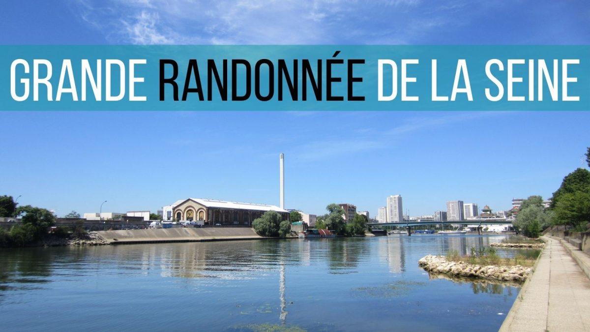 Grande randonnée de la Seine