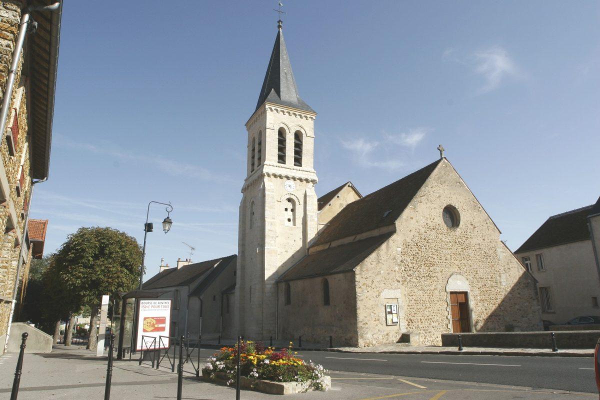 Eglise de Villecresnes