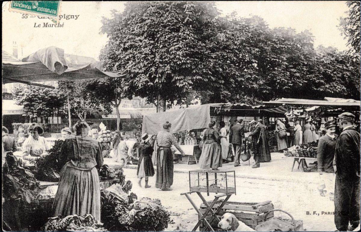 Marché de Champigny-sur-Marne