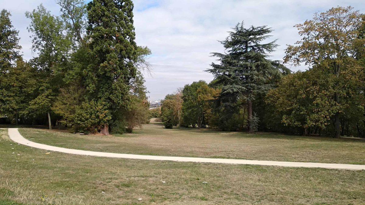 Le parc Saint-Martin à Limeil-Brévannes Tégéval