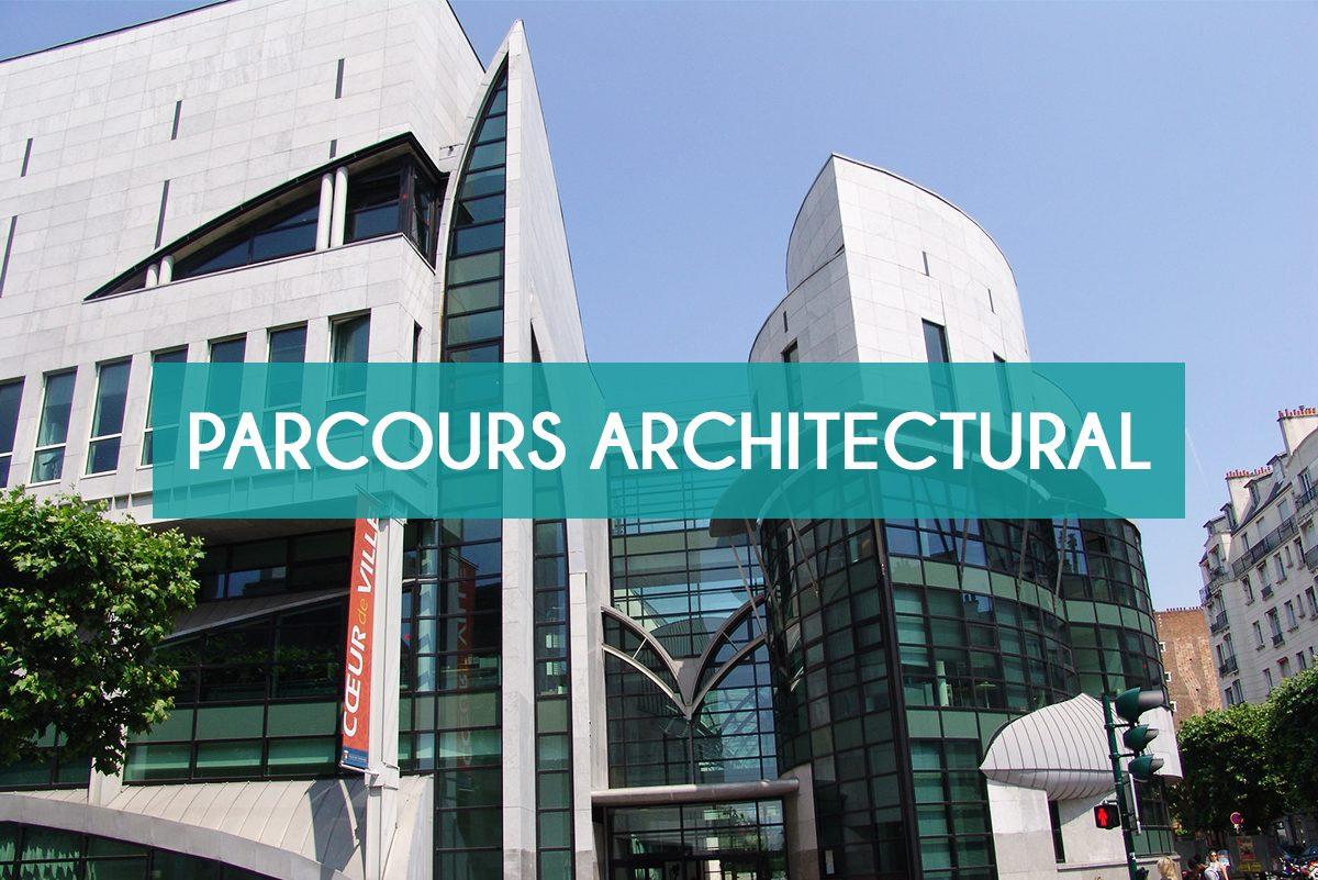 Nav parcours architectural