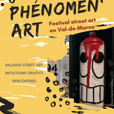 Phénomèn'Art – Festival Street Art