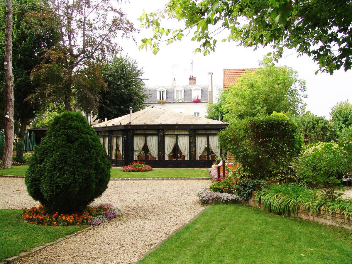 Restaurant Château des Iles de Saint-Maur