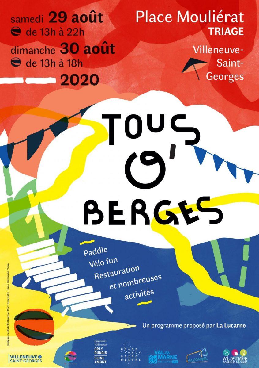Tous O Berges à Villeneuve-Saint-Georges