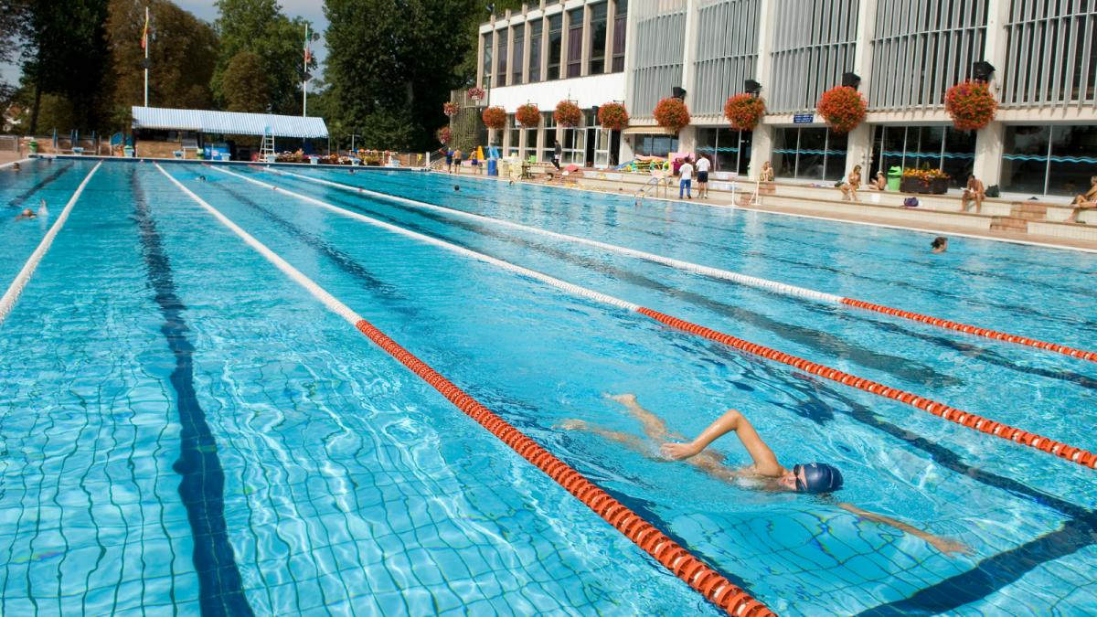 Les piscines en Val-de-Marne