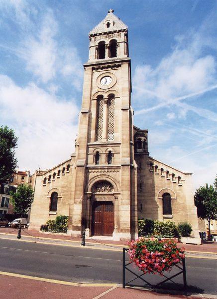 Eglise Notre Dame Saint Mande