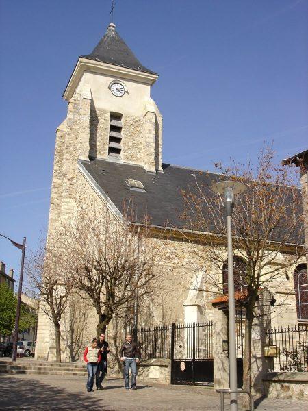 Eglise de Villiers-sur-Marne