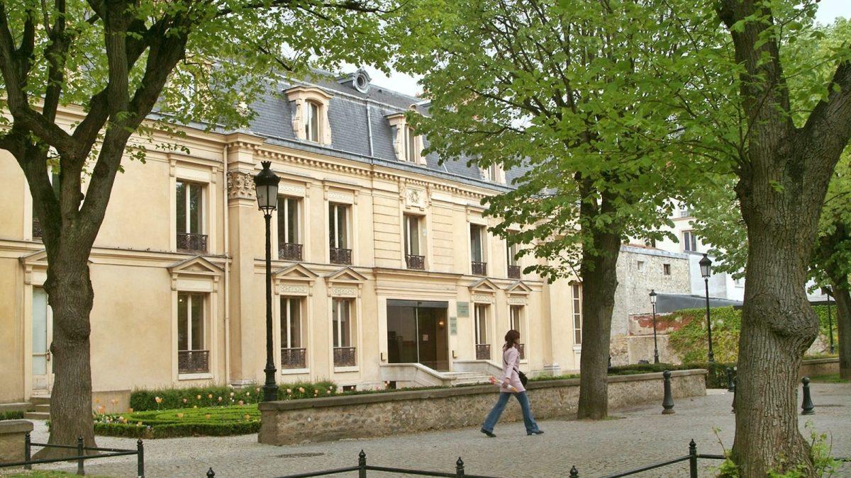 Façade Musée Villa Médicis - Saint Maur