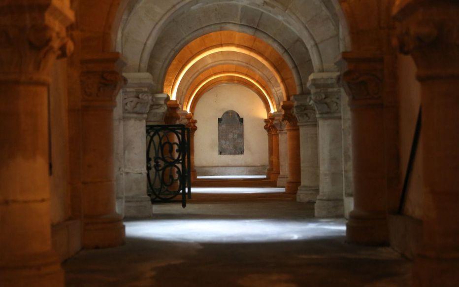 L'ossuaire de Champigny-sur-Marne