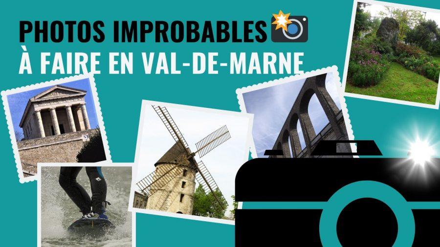 Les photos improbables à faire en Val-de-Marne