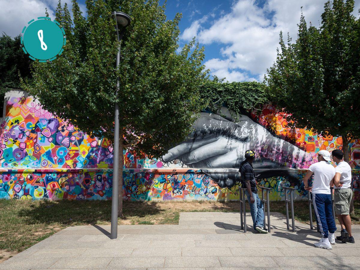 Street art à Choisy-le-Roi
